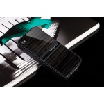 Capac Protectie Spate RedAngel pentru iPhone 5 5s SE Colectia Explore Series - Negru
