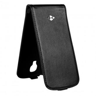 Flip Negru Pentru Samsung Galaxy S4