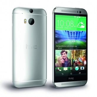 HTC ONE M8 LTE SILVER