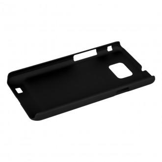 Capac Spate tpu Negru pentru Samsung Galaxy S2 Plus