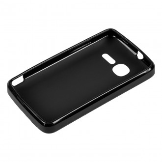Capac Spate Tpu Negru Pentru Vodafone 875