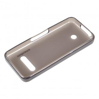 Capac Spate Tpu Gri Pentru Nokia 301