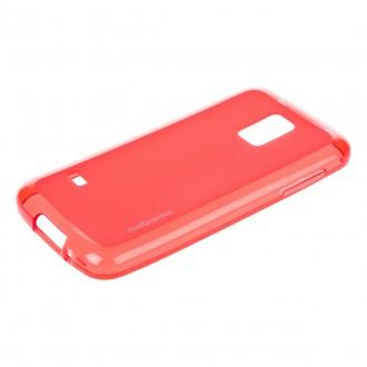 Capac Spate Tpu Burgundy Pentru Samsung Galaxy S5