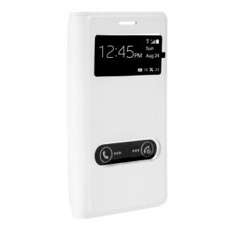 Book Two S-view Alb Pentru Samsung Galaxy S3 Colec
