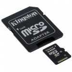 Card de memorie Kingston Micro SDCX10  - 64GB