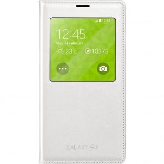 Book Alb S-view Samsung Pentru Galaxy S5