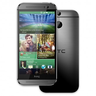 Htc one m8 lte metal gray vdf