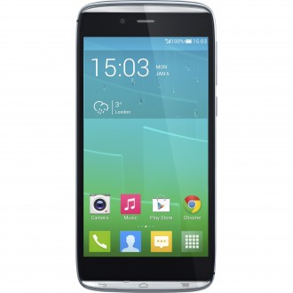 Alcatel Idol Alpha Slate Grey