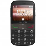 Alcatel 2001 Black