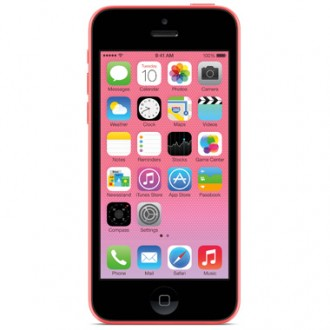Iphone 5c 8gb Pink Vdf