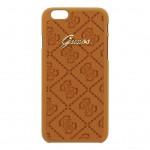 Capac Protectie Spate Guess Pentru Iphone 6 4.7 Inch Colectia Scarlett - Maro