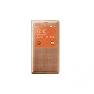 Book S-view Samsung Cu Perforatii Pentru Galaxy S5