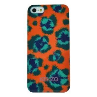 Capac Spate Portocaliu Pentru Iphone 5/5s Kenzo Co