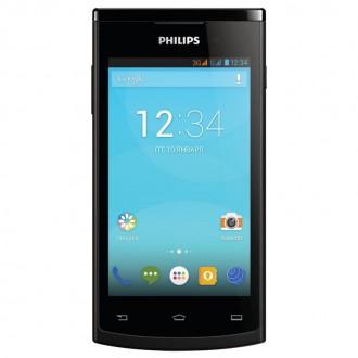 Philips S308 dual sim black