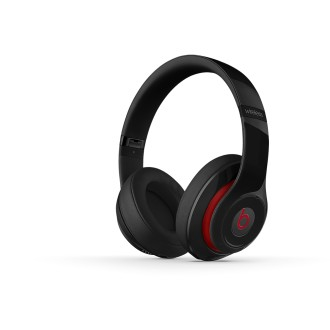 Casti Beats Studio Wireless - Negre Cu Rosu