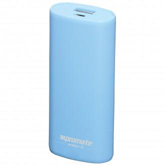 Baterie Externa Promate 5200 Mah Colectia Aidbar-5 Albastra