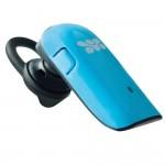 Casca Bluetooth Promate Ultra Mini  Colectia Mondo - Albastra
