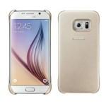 Capac Protectie Spate Samsung Pentru Samsung Galaxy S6 - Auriu