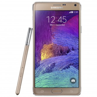 Samsung Galaxy Note 4 4g Gold Vdf