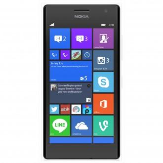 Nokia Lumia 735 White Vdf