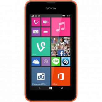 Nokia 530 Dual Sim Orange