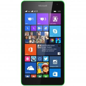 Microsoft Lumia 535 Dual Sim Green