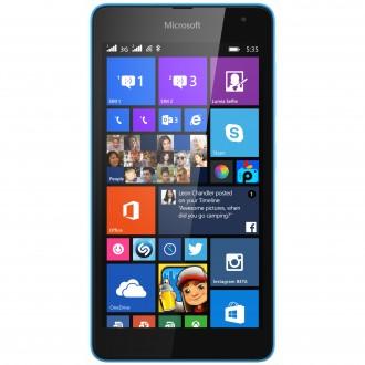 Microsoft Lumia 535 Dual Sim Cyan