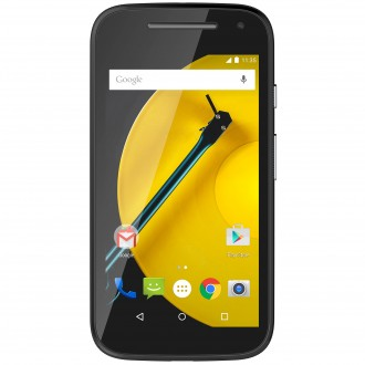Motorola Moto E New Black