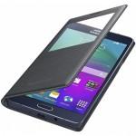 Husa Book S-View Samsung Pentru Samsung Galaxy A7 - Negru
