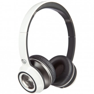 Casti Audio Monster Colectia Ncredible Ntune Albe