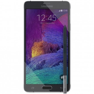Samsung Galaxy Note 4 4g Black Vdf