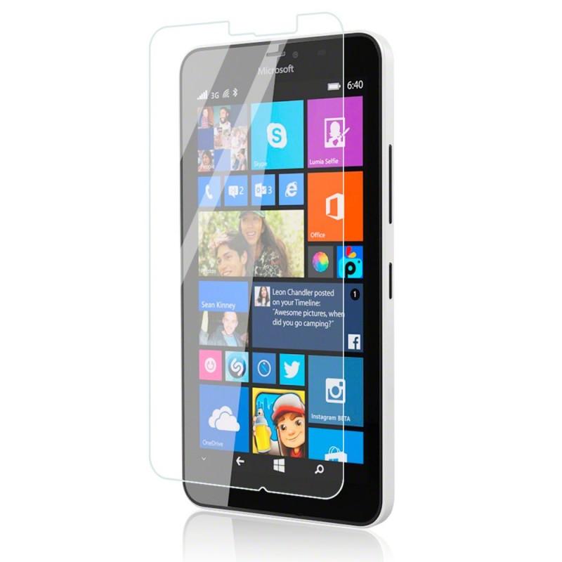 Folie protectie ecran sticla mobiama pentru microsoft for Photo ecran lumia 640