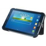 Book Gri Samsung pentru Galaxy Tab 3 7.0