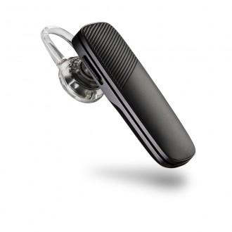 Casca Bluetooth Plantronics Multipoint Cu Incarcator Auto Inclus Colectia Explorer 500 Neagra
