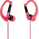 Casti Audio Promate 3.5 Mm Cu Fir Sport Colectia Natty - Roz