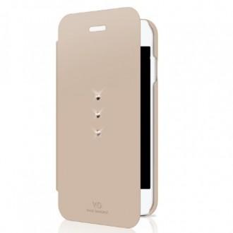 Book White Diamonds Pentru Iphone 6 Colectia Cryst