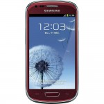 Telefon Samsung Galaxy S3 (S III) Mini I8190 8GB Garnet Red