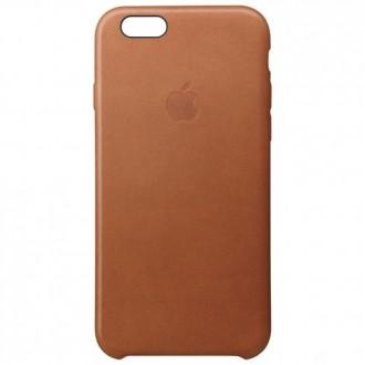 Imagine indisponibila pentru Capac Protectie Spate Apple Din Piele Pentru Iphone 6s - Maro