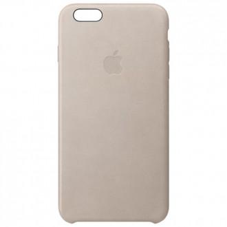 Imagine indisponibila pentru Capac Protectie Spate Apple Din Piele Pentru Iphone 6s - Bej