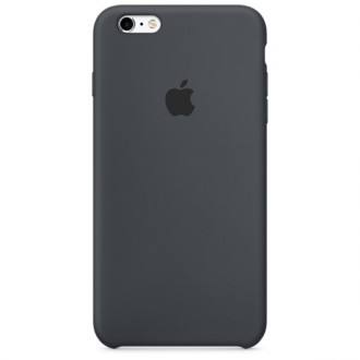 Imagine indisponibila pentru Capac Protectie Spate Apple Din Silicon Pentru Iphone 6s - Gri