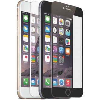 Folie Protectie Ecran Sticla 3d Cellara Pentru Iphone 6 Plus / 6s Plus - Neagra