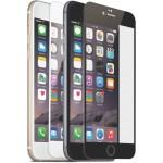 Folie Protectie Ecran Sticla 3D Cellara pentru iPhone 6 Plus 6s Plus - Neagra