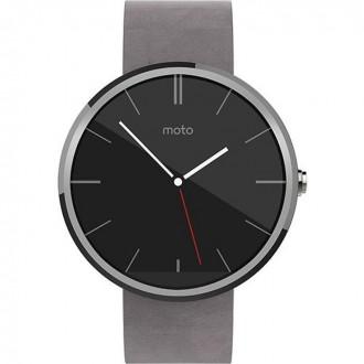 ceas smartwatch motorola negru moto 360