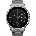 Smartwatch Vector Luna Argintiu - Curea Metalica Argintie