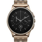 Smartwatch Vector Luna Rose Gold - Curea Metalica Rose Gold