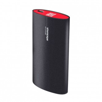Baterie Externa 10000 Mah Colectia Storm Neagra