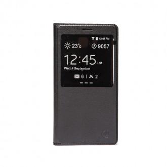 Book Mobiama Pentru Samsung Galaxy J5 Negru