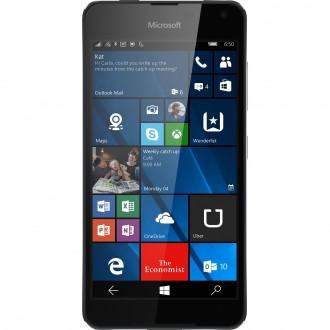 Microsoft Lumia 650 Black 4g Vdf