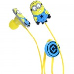 Casti Intra-auriculare Minions Dave