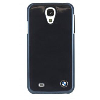Capac Spate Bmw Albastru Lucios Samsung Galaxy S4
